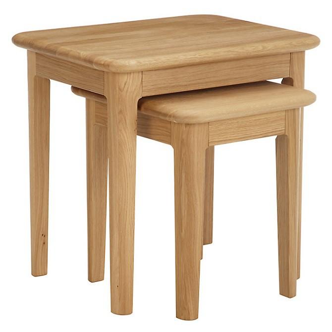 Hudson 2-jų staliukų komplektas
