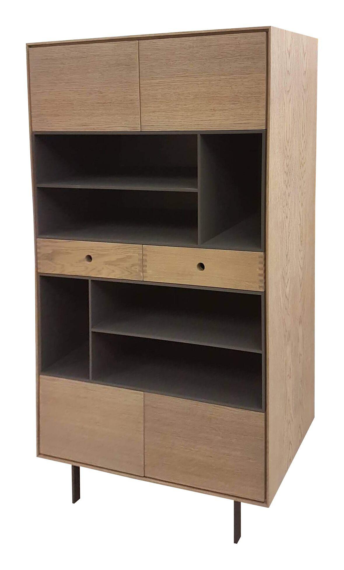 Korgen 4-jų durų knygų lentyna