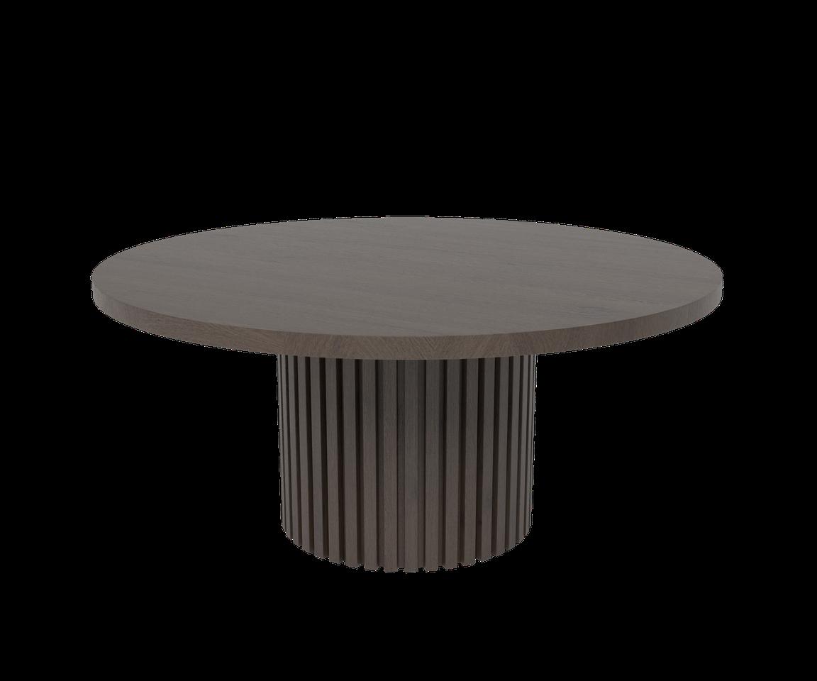 Timo apvalus kavos staliukas