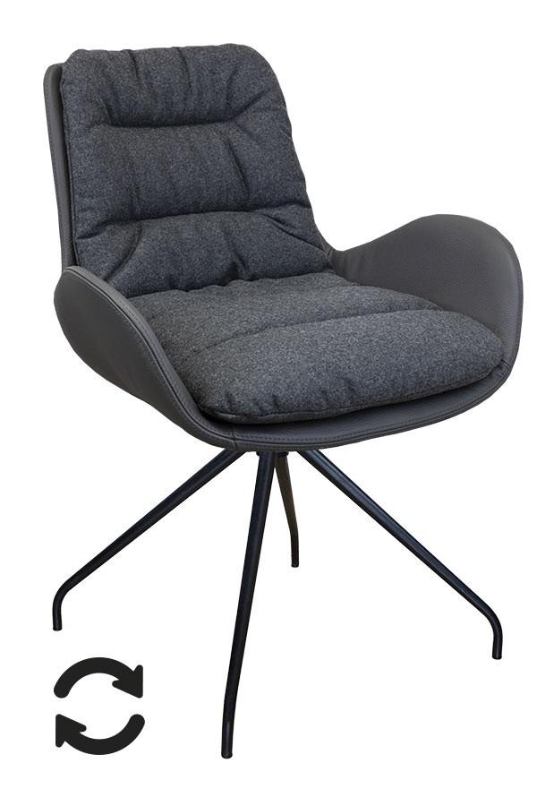Zebra 2 kėdė su porankiais 302/312