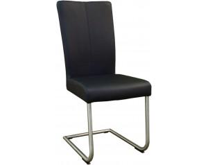 Diana 3 kėdė rėminėmis kojomis