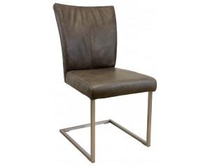 Nora 3 kėdė rėminėmis kojomis