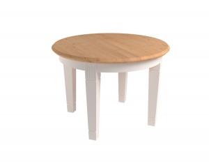 Oakdale apvalus pietų stalas (809-810)