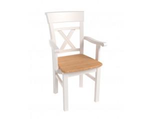Oakdale kėdė su porankiais (512)