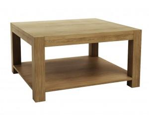 Sims kavos staliukas su lentynėle