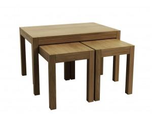 Sims 3-jų staliukų komplektas (1+2)