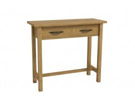 Milton konsolinis staliukas su 2-iem stalčiais
