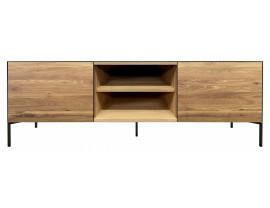 Ortello 3-jų dalių TV staliukas su niša